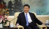 Presiden China Xi Jinping dan pejabat lainnya sumbang dana pribadi untuk tangani wabah Corona. Ilustrasi.