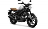 Yamaha XSR 155 hadir dengan desain klasik namun modern.