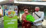 Yayasan Bangun Pemimpin Muda Masa Depan Salurkan Donasi untuk 708 Penerima Manfaat pada Ramadhan 1441 H, Sabtu (23/5).