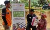 Yayasan Musyawarah Muslim (YMM) Freeport Indonesia berikan bantuan logistik untuk penyintas Gempa Solok Selatan.