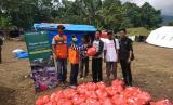 YMM Freeport gandeng Rumah Zakat beri bantuan untuk korban tsunami Selat Sunda.