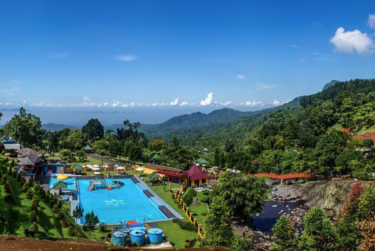 Objek Wisata Baturraden Kembali dibuka
